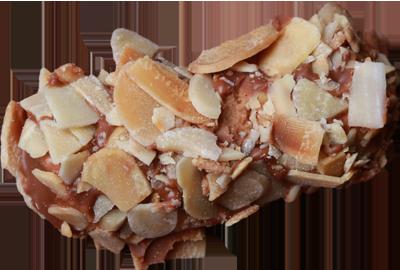 Almond truffle