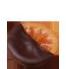 Pomerančový plátek máčený