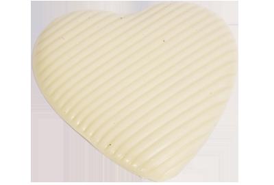 Srdce bílé