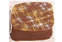 Vánoční pralinka - kokosová ganache